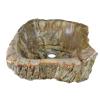 OEM DIVERO Mosdókagyló természetes kőből - FOSSIL