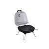 OEM Faszenes hordozható grillsütő Garth - fehér