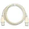 OEM USB 2.0 összekötő kábel 1.8 m A-A