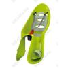 OKBABY Eggy Limited Edition vázra rögzíthető gyerekülés, zöld, szürke párnával