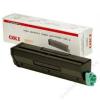 Oki 01101202 Lézertoner B4300, 4350 nyomtatókhoz, OKI fekete, 6k (TOOKI43)
