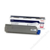 Oki 44059210 Lézertoner MC860 nyomtatóhoz, OKI vörös, 9,5k (TOOKI860M)