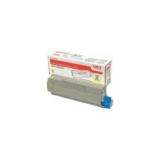 Oki 46508713 Yellow toner nyomtatópatron & toner
