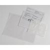 Okmánykísérő tasak / dokufix tasak, C5, öntapadós, 165x225 mm