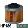 Olajszűrő HF186 APRILIA SCARABEO
