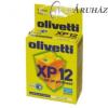 """OLIVETTI """"Olivetti XP 12 [Col] tintapatron (eredeti, új)"""""""