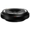 Olympus M.Zuiko 9mm f/8.0 halszem vázsapka objektív (fekete)