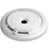 Olympus M.ZUIKO DIGITAL Vázsapka objektív 15mm 1:8.0 fehér