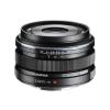 """Olympus Objektív, 34 mm fókusztávolság, 1.8 fényerő,  """"EW-M1718"""", fekete"""