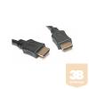 Omega HDMI v.1.4. kábel 1,5m, fekete