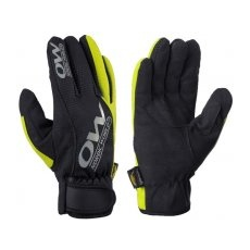 ONE WAY Tobuk 7 Glove Black/Yellow 5