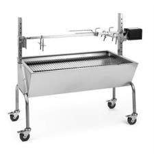 oneConcept Sauenland, elektromos malac sütő grill forgó nyárssal forgó grillező