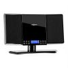 oneConcept V14, sztereó rendszer, FM/AM, CD, MP3, AUX, fekete