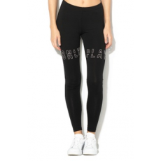 Only Play , Florenza dzsörzéleggings logóval, Fekete, XS (15154163-BLACK-XS)