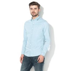 Only & sons , Nevin slim fit farmering, Világoskék, M (22008746-LIGHT-BLUE-DENIM-M)
