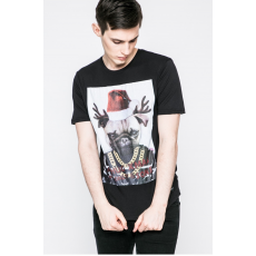 Only & sons - T-shirt - fekete