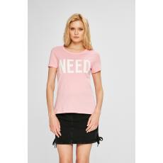 Only - Top Riva - rózsaszín - 1313856-rózsaszín