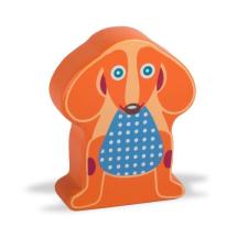 OOPS Fa csörgő - Happy interaktív babajáték