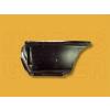 """"""""""" """"Opel Kadett E 1984.09.01-1991.08.31 Hátsó sárvédő alsó saroklemez jobb (Kombi)"""""""