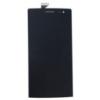 Oppo X9077 Find 7 gyári lcd kijelző érintőpexivel fekete**