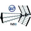 Optex TRINAPPE 7000 Kültéri antenna