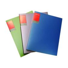 OPTIMA Iratvédő mappa OPTIMA 40 lapos metal vegyes színekben mappa