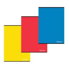 OPTIMA Jegyzetfüzet OPTIMA A/4 50 lapos kockás jegyzettömb