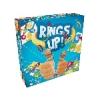 Orange Blue Rings Up