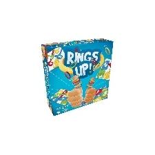 Orange Blue Rings Up társasjáték