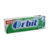 Orbit Rágó, 14 g, Orbit spearmint drazsé KHE105