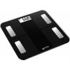 ORO-MED Oro Scale Bluetooth max. 180 kg, USB fekete-ezüst személymérleg