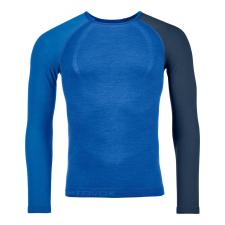 Ortovox 120 Competition Light Long Sleeve M M / világoskék férfi póló