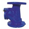 osip Golyós szennyvíz visszacsapó szelep DN65 (PN16)