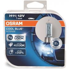 Osram Cool Blue Intense 64211CBI H11 2db/csomag autó izzó, izzókészlet