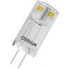 Osram Ledes izzó PARATHOM LED PIN G4 12 V 0.90W G4 Meleg Fehér 2700k 4058075811959 - Osram