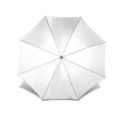Összecsukható esernyő, fehér