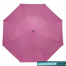 Összecsukható esernyő, rózsaszín
