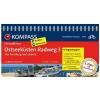 Ostseeküstenradweg 3 - (von Flensburg nach Lübeck) kerékpáros túrakalauz - Kompass FF 6003