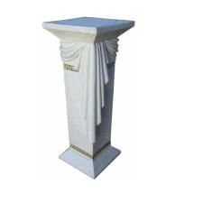 Oszlop-80cm-Görög meander mintával bútor