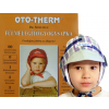 Oto-therm fülmelegítő gyógysapka (0) kisfiúknak + 1 pár hőtároló betét