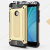 OTT! MOBILE OTT! MAX DEFENDER mûanyag védõ tok / hátlap - ARANY - szilikon belsõ, ERÕS VÉDELEM! - Xiaomi Redmi Note 5A Prime / Xiaomi Redmi Y1