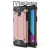 OTT! MOBILE OTT! MAX DEFENDER műanyag védő tok / hátlap - ROSE GOLD - szilikon belső, ERŐS VÉDELEM! - SAMSUNG Galaxy J3 (2018)