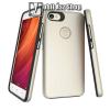 OTT! MOBILE OTT! TOUGH PROTECTOR műanyag védő tok / hátlap - ARANY - szilikon belső, csúszásgátlós felület, ERŐS VÉDELEM! - Xiaomi Redmi Note 5A Prime / Xiaomi Redmi Y1