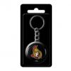 Ottawa Senators Kulcstartó - mini korong NHL