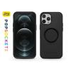 Otterbox Apple iPhone 12/12 Pro védőtok - OtterBox Symmetry Popsockets - black