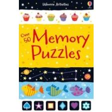 Over 50 Memory Puzzles – Sarah Khan idegen nyelvű könyv