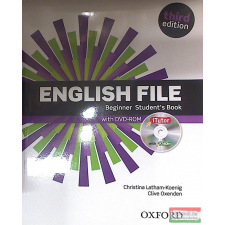 Oxford English File 3E Beginner Student's Book tankönyv