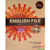 Oxford English File Upper-intermediate Student's Book with Itutor third edition