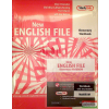 Oxford New English File Elementary Workbook with key