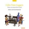 Oxford University Press Cello Time Joggers - Piano accompaniment book
